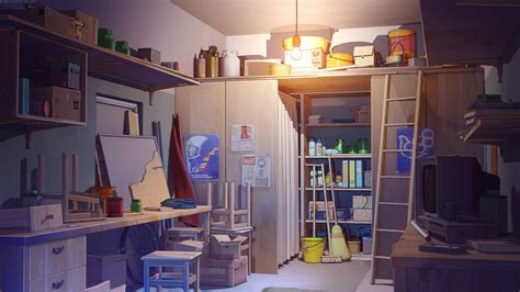 Anime Wallpaper Room - 1920x1080 anime room tools wallpapers for