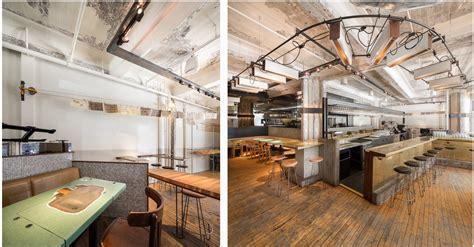 Le Sur Pied Design Industriel by Le Bar Restaurant Furco 224 Montr 233 Al Un D 233 Cor Industriel