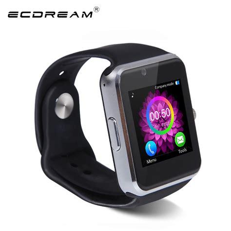 bluetooth smart gt08 smartwatch for ios apple
