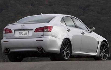 2009 Lexus Isf by 2009 Lexus Is F Information And Photos Zombiedrive