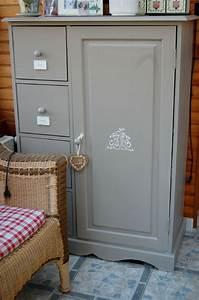 Meuble Pour Veranda : petit meuble peindre ~ Teatrodelosmanantiales.com Idées de Décoration