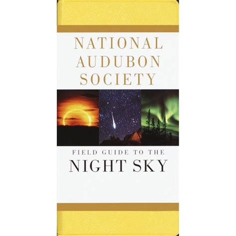 night sky national audubon society field guide
