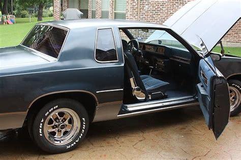 Buy Used 1986 Oldsmobile Cutlass Salon 442 Coupe 2-door 5