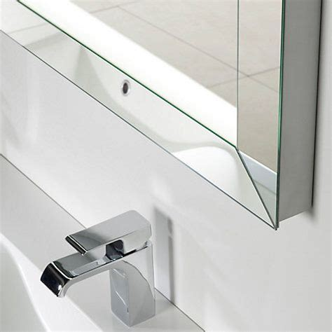 roper rhodes affinity illuminated bathroom mirror