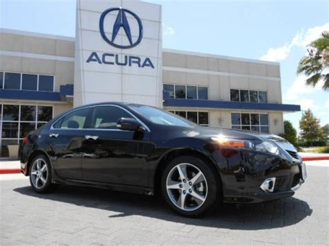 Acura Of Katy by New 2012 Acura Tsx Special Edition Sedan For Sale Stock