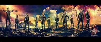 Hunger Fire Games Catching Wallpapers Background Desktop