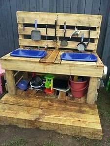 Spielküche Für Draußen : matschk che selber bauen pinterest g rten drau en und kinderk che ~ Eleganceandgraceweddings.com Haus und Dekorationen