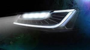 Led Scheinwerfer Auto : laser autoscheinwerfer led oled laser es werde licht ~ Kayakingforconservation.com Haus und Dekorationen