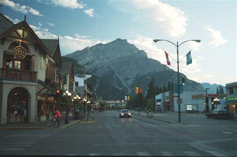 Banff Area (Alberta, Canada) Vacation Pictures