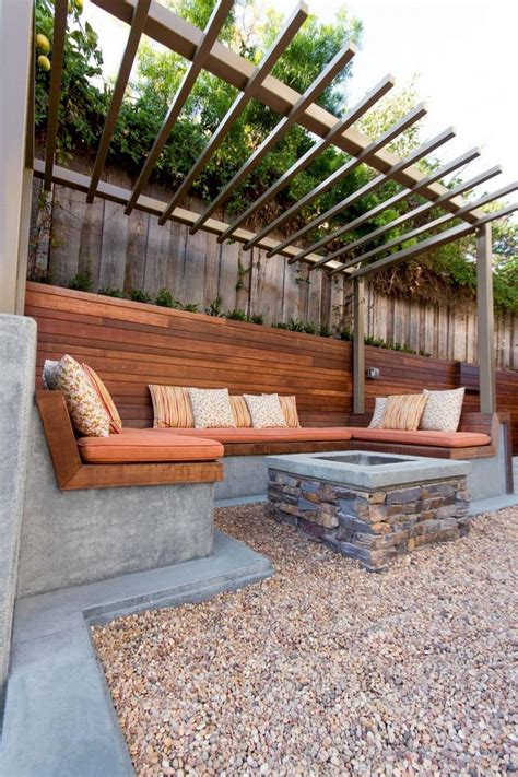 marvelous diy fire pit ideas  backyard seating area