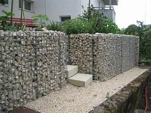 Gitter Für Steine : gitter mit steinen gabionen 2011 steine im gitter als ~ Michelbontemps.com Haus und Dekorationen