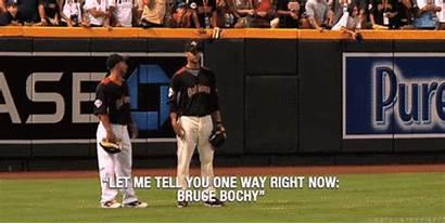 Idk San Giants Francisco Giphy Baseball Everything