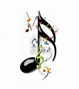 Colorful Single Music Symbols | Clipart Panda - Free ...