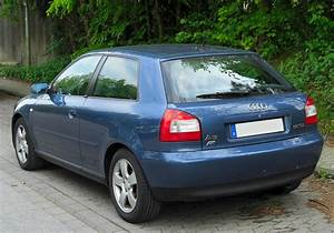 File Audi A3 I 1 9 Tdi Facelift Rear 20100509 Jpg