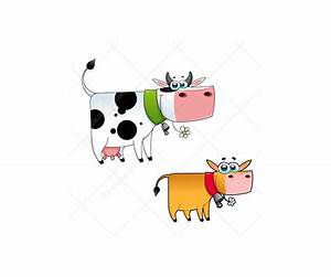 Farm vector illustration megapack (farmer, dog, cow, horse ...