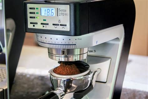 W stands for weight, i stands for intelligence. Sette 270Wi - Baratza