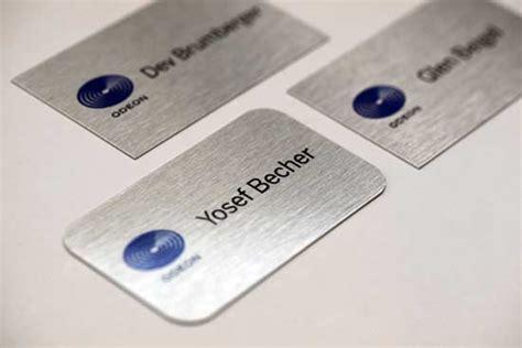 Premium Metal Name Tags   Full Color Name Badges
