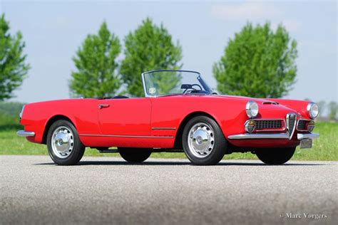 Alfa Romeo 2000 Touring Spider, 1961  Welcome To