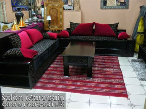 d 233 coration salon algerien moderne