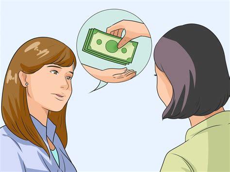 borrow money   friend  steps  pictures