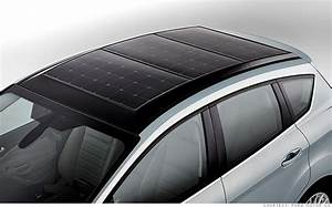 Ford to debut solar car - Jan. 2, 2014