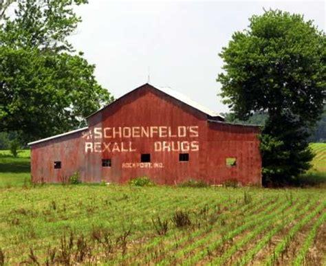 Schoenfeld's Barn Spencer Co