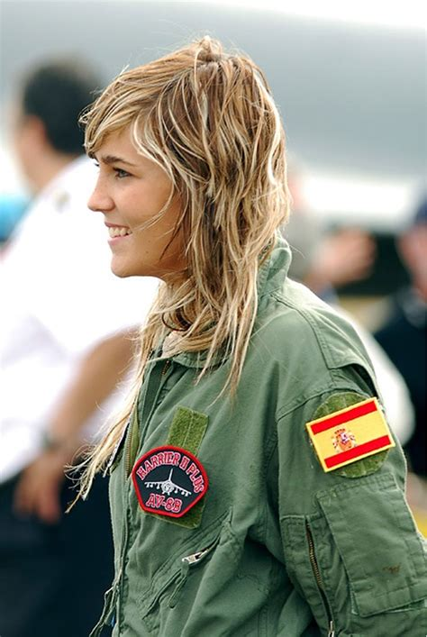 Stunning Female Fighter Pilots From Around The World You