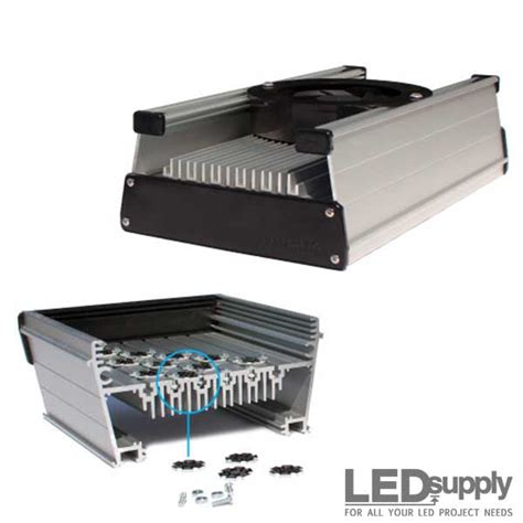 led heat sink bar makersled heatsink kit