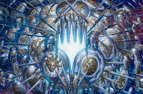 Magic: The Gathering Artist Reveals New Theros Beyond ...