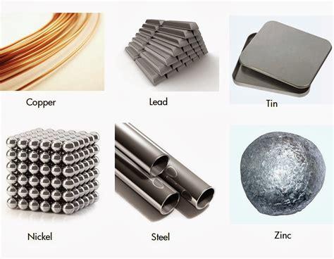 metal pictures metallic bonding and properties of metals mr phillips