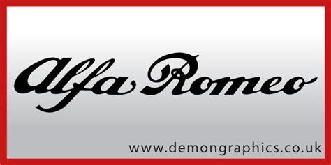 Alfa Romeo Script [alfa Romeo Script]