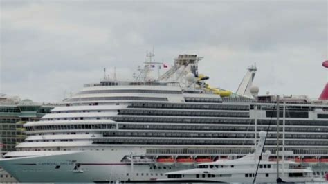 Legend Boats Problems by Carnival Legend Back In Florida After Week Of Troubled