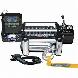 Superwinch 12 Volt Dc Powered Electric Truck Winch