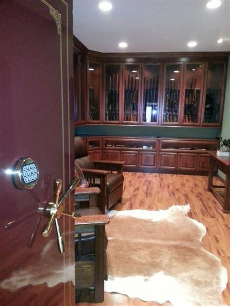 gun room traditional basement st louis   build
