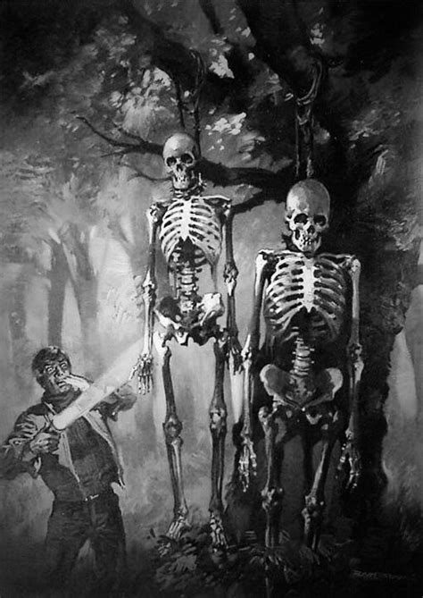 hanging skeletons pictures   images