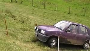 Nissan Micra K11 50th Cymru Car Trial 2012 Part 2