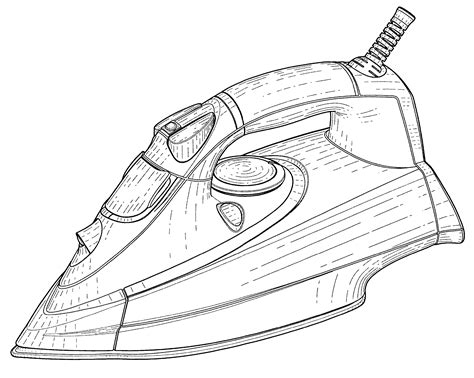 how to iron patent usd529249 electronic steam iron google patents