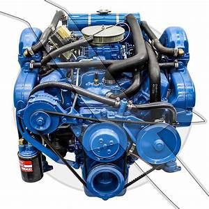 Chrysler 5 2l 318ci Inboard Fwc Engine