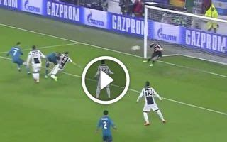 Video: Cristiano Ronaldo goal, Real Madrid vs Juventus