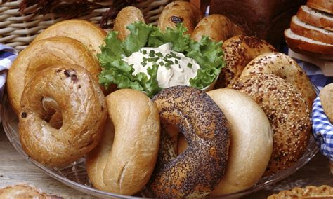 20% Cash Back On Bagels & Coffee