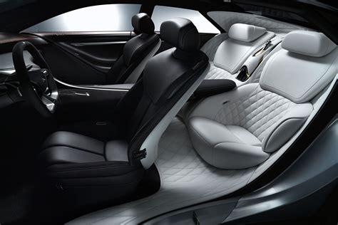 infiniti  inspiration concept interior car body design