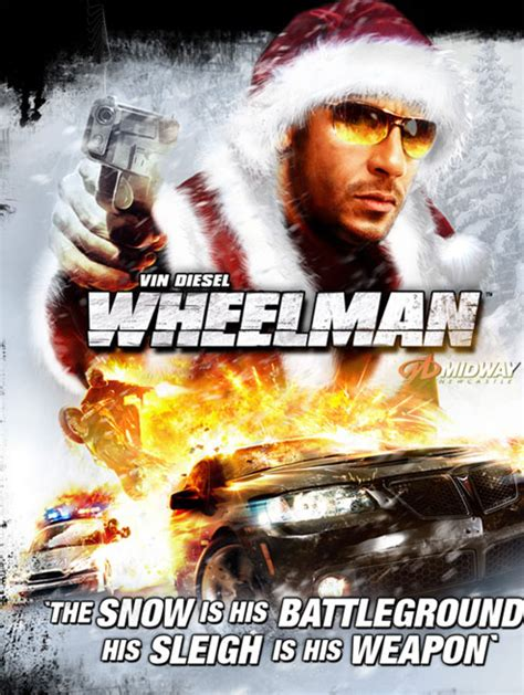 Midway Wishes You A Very Wheelman Christmas, Or Poor Vin ...