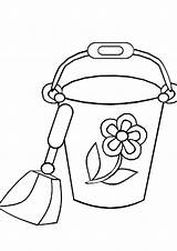 Shovel Cofre sketch template
