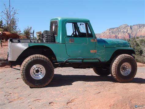 cj8 jeep 86 cj8 scrambler rock crawler