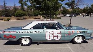 1965 Ford Galaxie 500 Presented As Lot T221 At Monterey