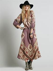 Lotta Stensson x Free People Vintage Hippie Maxi at Free ...