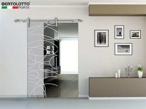 Porte Interne Senza Telaio - porta scorrevole in vetro senza telaio natura 3235