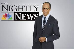 Lester Holt Wins Week 1 As 'NBC Nightly News' Anchor; 'ABC ...