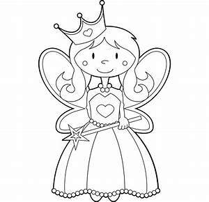 Tooth Fairy Coloring Pages Activities   Tooth fairy ...
