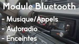 Installer Bluetooth Voiture : installer le bluetooth sur autoradio enceintes voiture ~ Farleysfitness.com Idées de Décoration